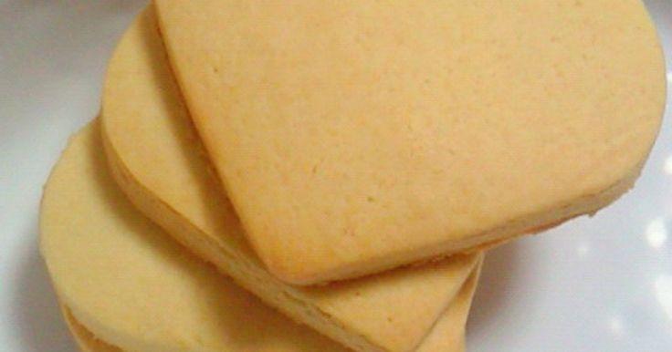 研究に研究を重ね、たどり着いた強力粉使用クッキーのレシピ。ふんわりほっとするようなクッキーです♡沢山のつくれぽ感謝です!