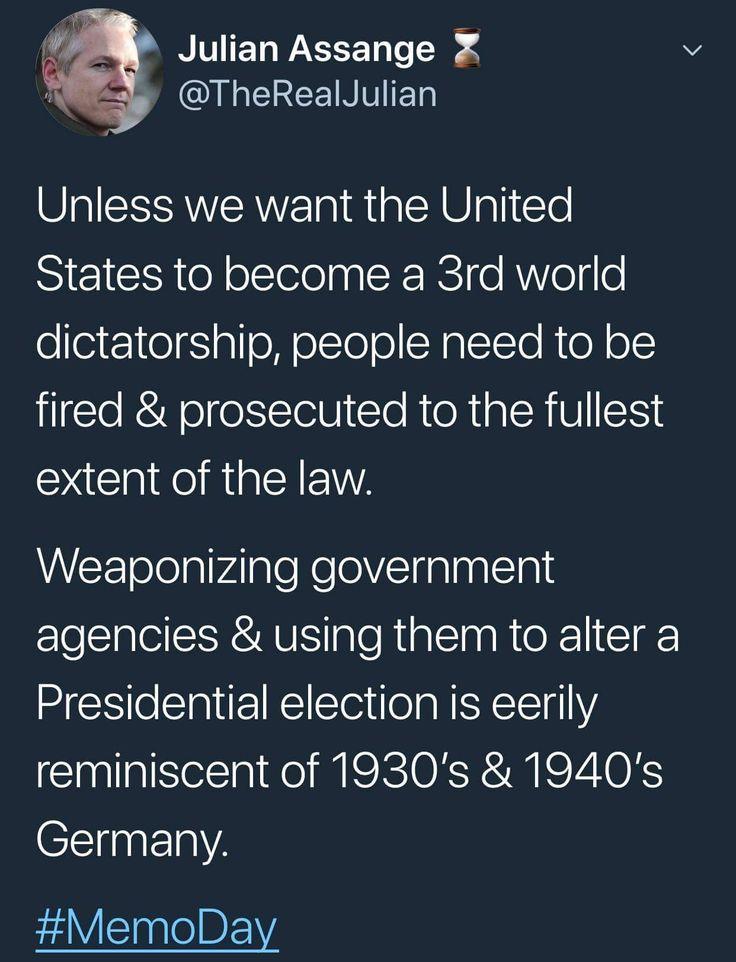 Wake up folks