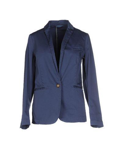 Prezzi e Sconti: #True tradition giacca donna Blu  ad Euro 56.00 in #True tradition #Donna abiti e giacche giacche