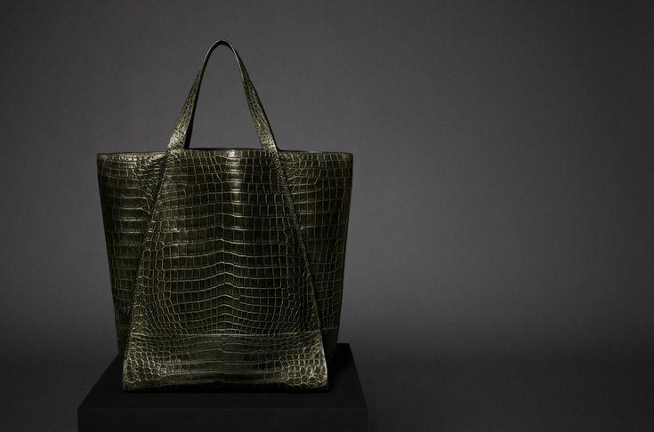celine black purse - celine grey exotic leathers handbag luggage