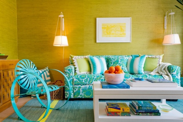 Seekers Bazaar: Oh Cabana Boy: Decor, Living Rooms Design, Chairs, Colors, Home Interiors Design, Rikki Cheats, Small Rooms, Small Home, Families Rooms