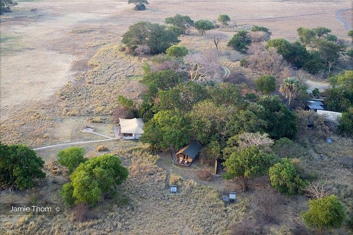 Busanga Bush Camp #Kafue #Zambia #wishyouwerehere