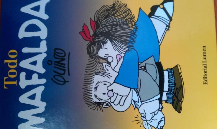 Todo Mafalda, Quino
