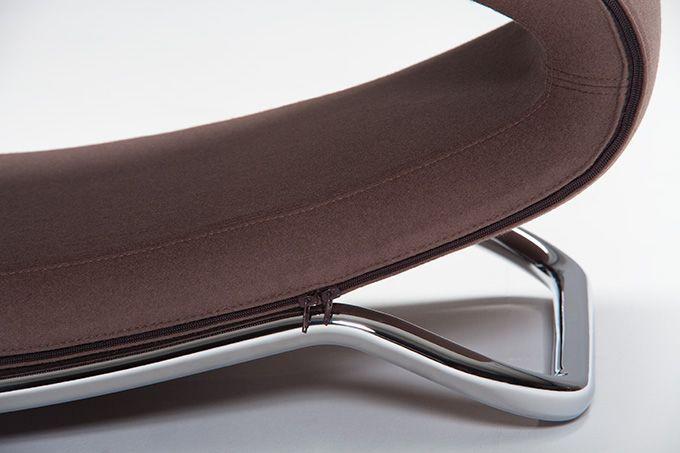 Monza - chaise-longue Design Alberto Basaglia Natalia Rota Nodari. Only Online --> http://bit.ly/1DvqhLS