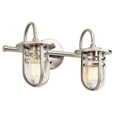 Bathroom Lighting At Wayfair 11 best vanity lights images on pinterest | bathroom ideas