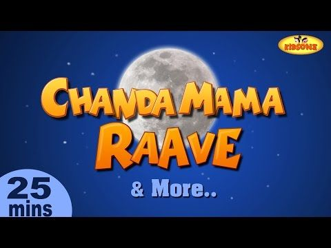 moral stories: Chanda Mama Rave 3D Telugu Nursery Rhymes For Chil...