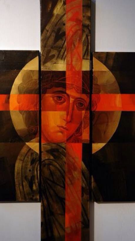 Contemporary St Michael