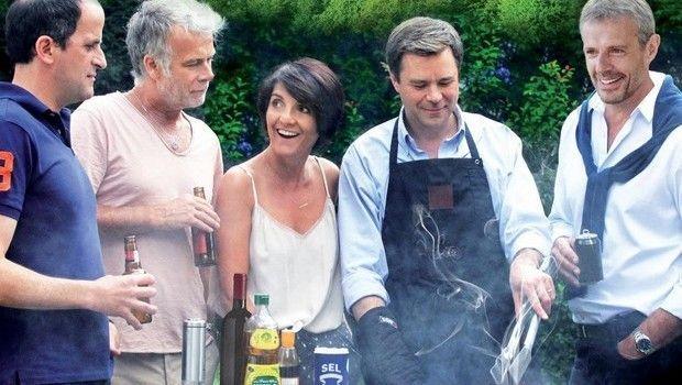 Barbecue: 4 clip in italiano della commedia con Lambert Wilson