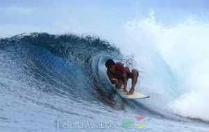 Surfing di Banyuwangi