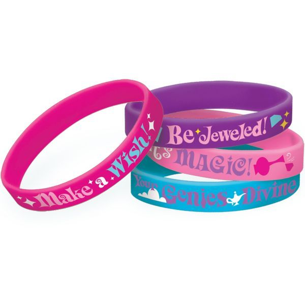 Shimmer and Shine Wristbands 4ct