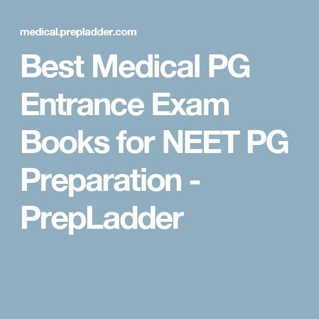 Best Medical PG Entrance Exam Books for NEET PG Preparation - PrepLadder