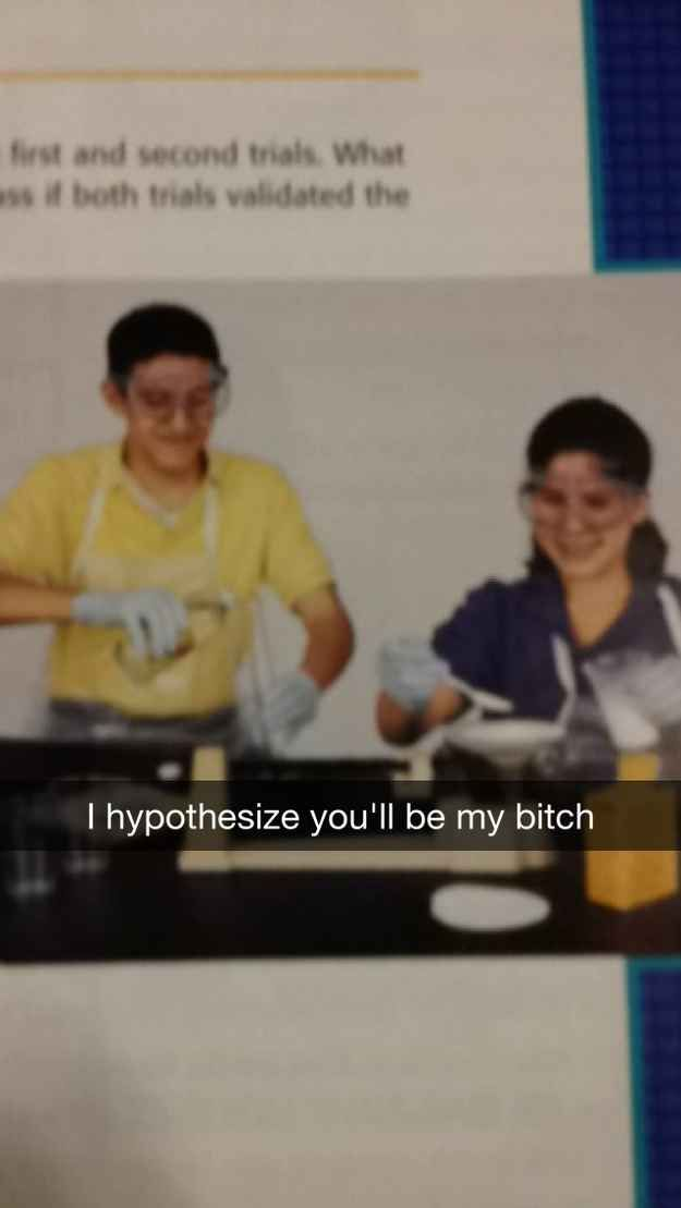 This Is What Happens When You Snapchat Your Physics Textbook - BuzzFeed Mobile