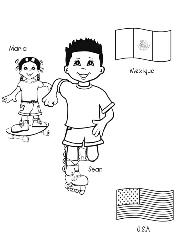 86 Best Cuties Around The World Images On Pinterest World - flags around the world coloring pages