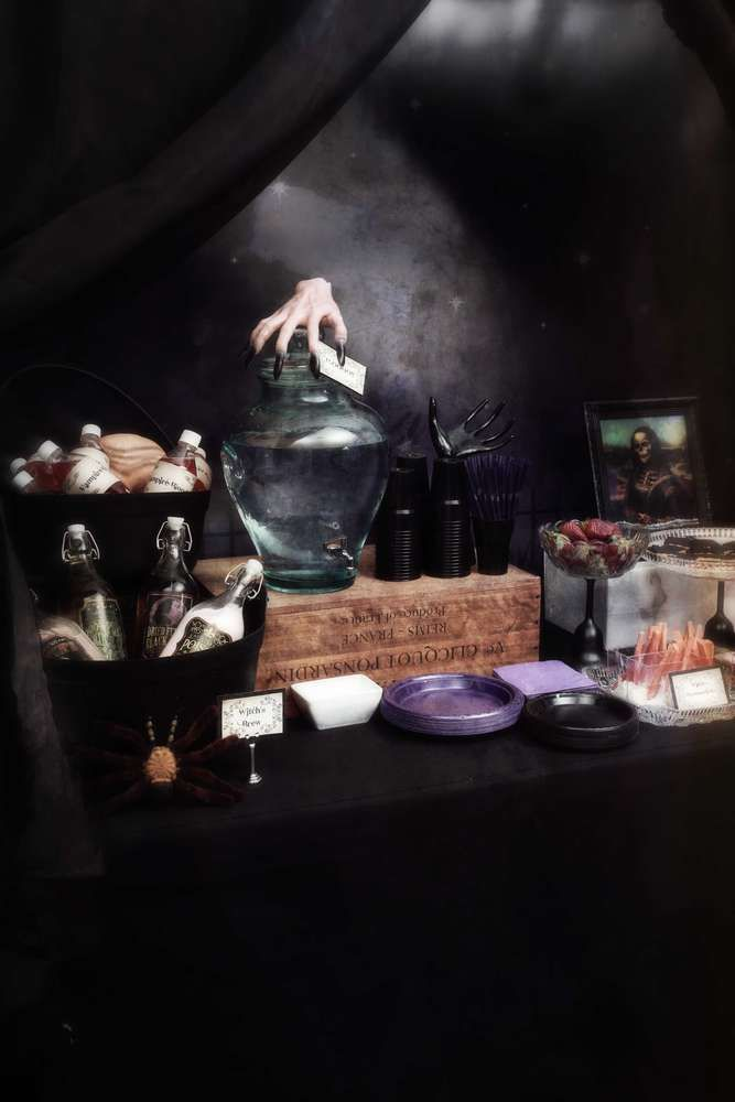 Haunted House Birthday Party Ideas Haunted Houses