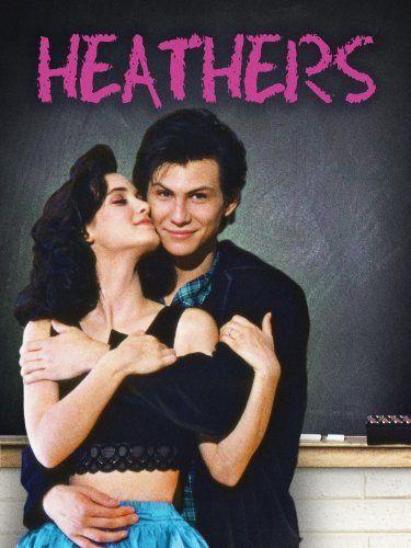 Winona Ryder & Christian Slater in Heathers