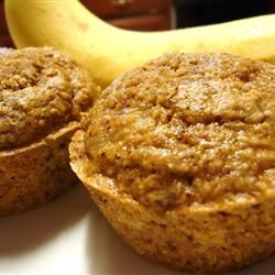 Banana Bran Muffins.  Made these tonight and they are delicious!