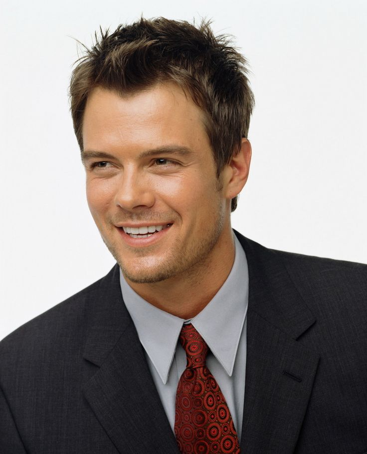 Josh Duhamel...star of Las Vegas. Very nice too