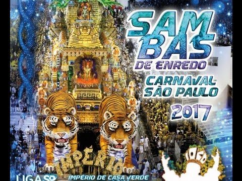 Gaviões da Fiel 2017 | Versão CD Oficial - Voz Ernesto Teixeira