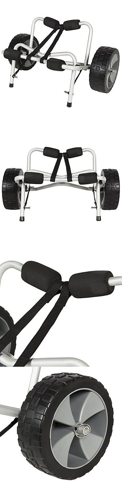 Accessories 87089: Boat Kayak Canoe Carrier Dolly Trailer Tote Trolley Transport Cart Wheel -> BUY IT NOW ONLY: $56.38 on eBay!