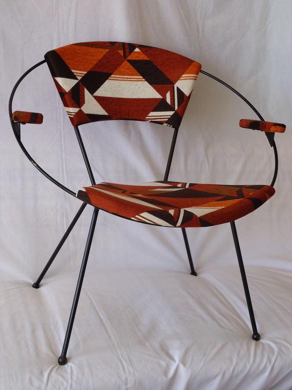 1950s U0027Circle Chairu0027 Designed By Tony Paul