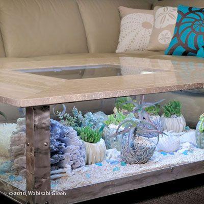 Fish Or Dry Sculpture Zen Garden Scene