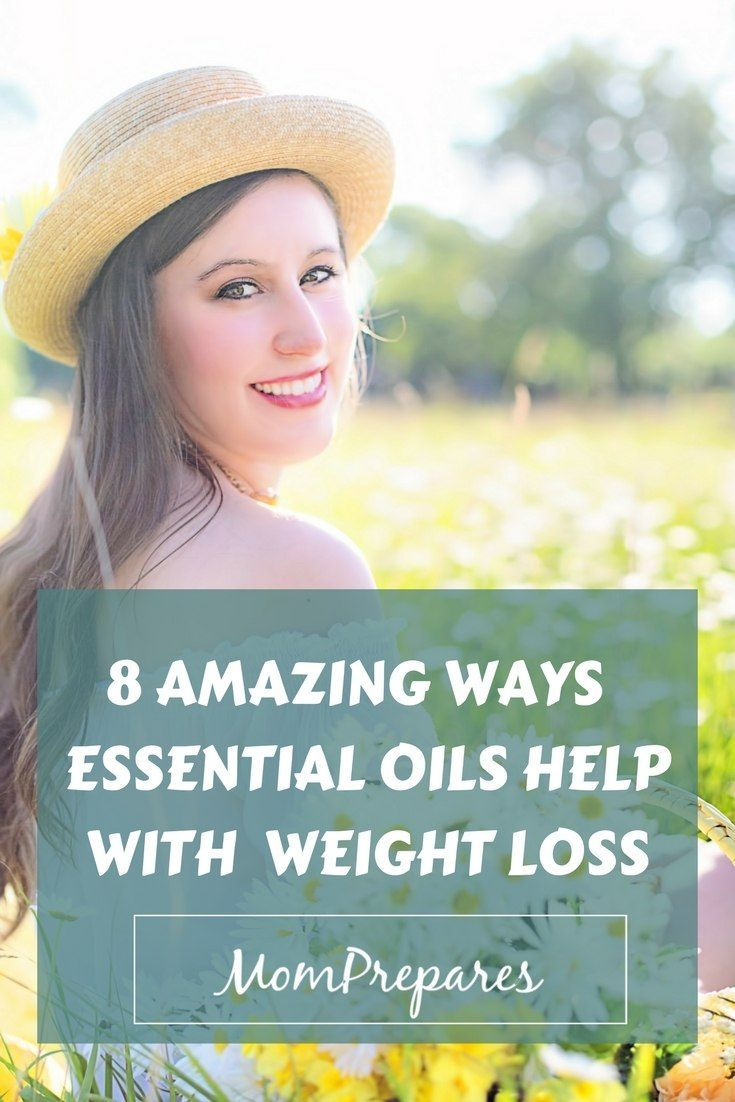 Essential oils can help you lose weight in a sustainable way. Here are 8 proven recipes to help you get rid of extra pounds without stress or dieting.  via @momprepares