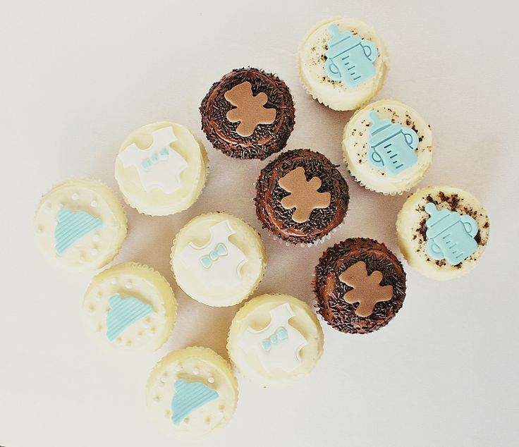 Its a Boy Cupcakes by CarlasCakes best in Ottawa check out others at www.CarlasCakesOnline.com