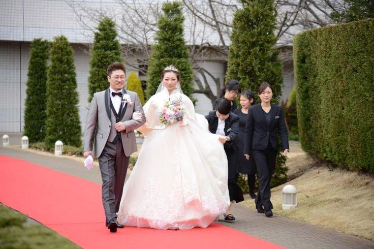 Photography: Sato Photo Co Ltd #シェラトングランデ東京ベイホテル #チャペル #2人挙式 #挙式