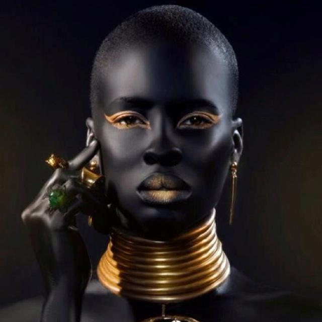 African Beauty Glorified!