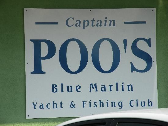 Capt Poo's on the water!: Captain Poo, Bar Crowd, Capt Poo, Oysters Stew, Beaches Living, 249 7881 Casual, Rivers, Casual Food, Local Captain