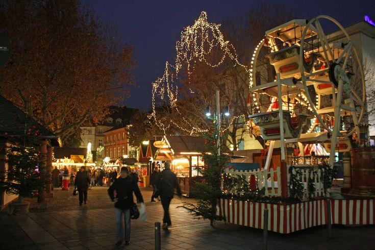 Kaiserslautern Germany | Kaiserslautern, Germany: Christmas Market