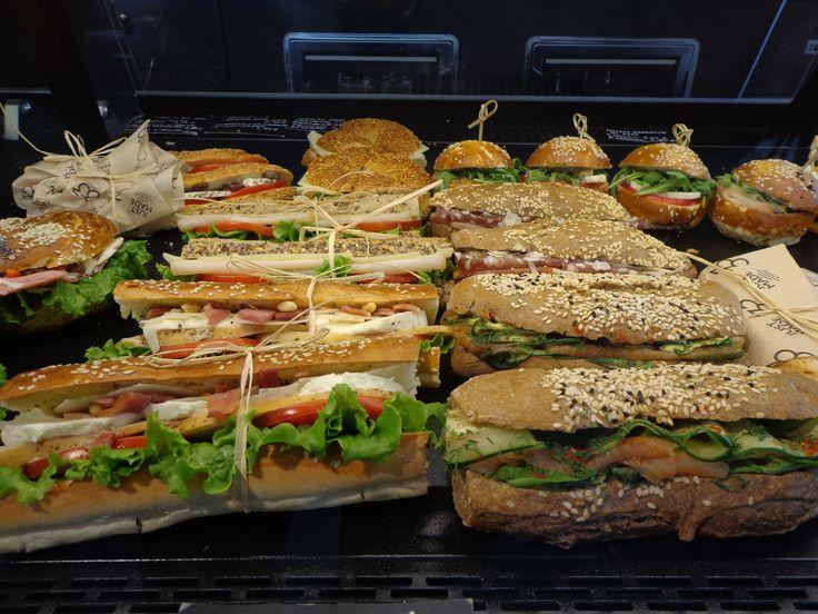 Unique Sandwiches!