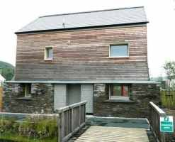 Larch And Lime Passivhauses At Ebbw Vale | Selfbuild Central