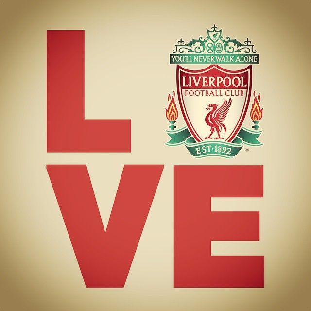 Liverpool FC #love #LFC
