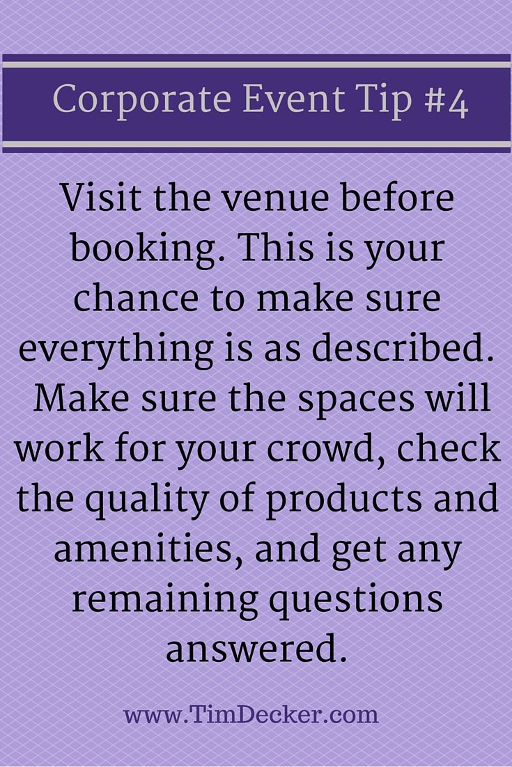 25 best corporate event ideas images on pinterest corporate events corporate event planning tips company meeting ideas malvernweather Image collections