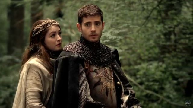 Aurora and Prince Phillip - Once Upon a Time