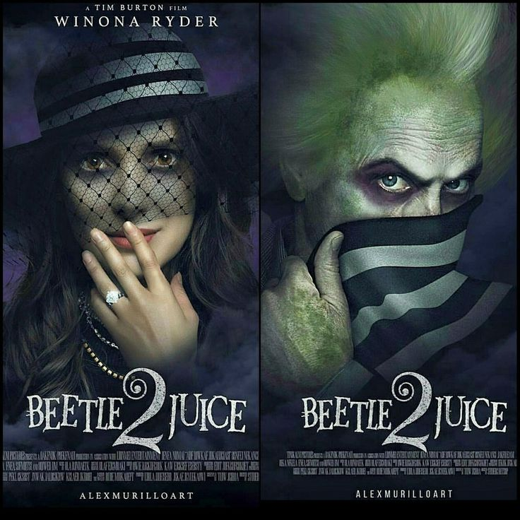 Hey guys Let,s Spread the Word to Tim Burton to Release Beetlejuice 2 to Theaters i been Waiting for this such a long time and now it must be A Real Deal to Rise back the Ghost with the Most#Beetlejuice,Beetlejuice,Beetlejuice Come Forth :)