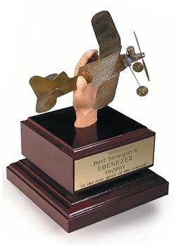 Bert Striegler's Ebenezer Trophy
