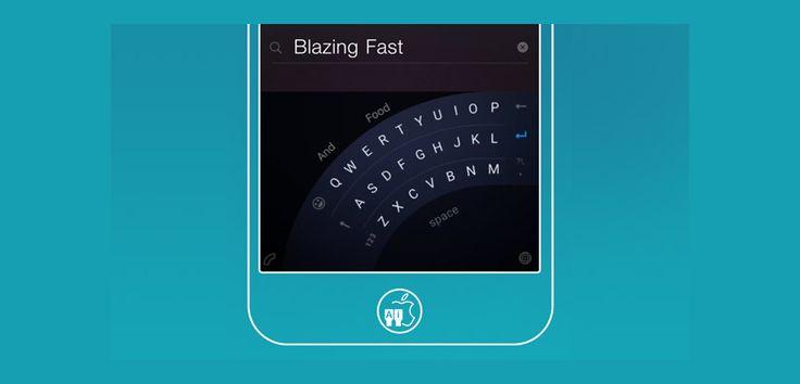 ¿Quieres probar el próximo teclado de Microsoft? Regístrate para instalar Word Flow - http://www.actualidadiphone.com/teclado-microsoft-registrate-word-flow/