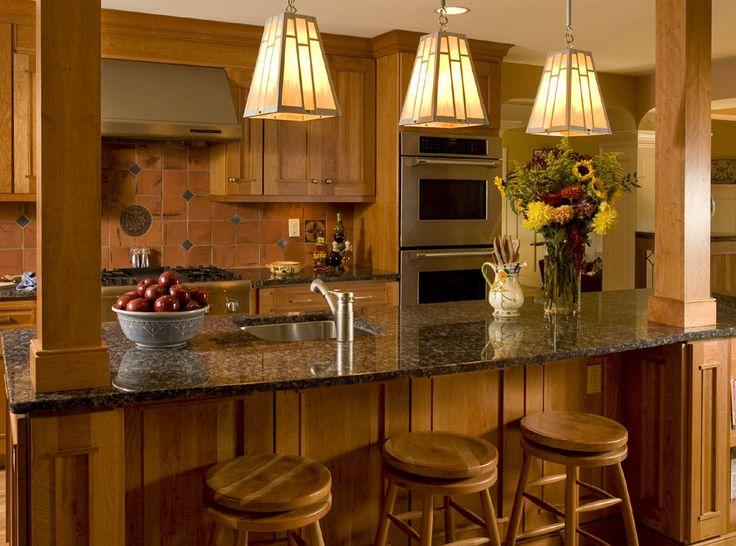 17+ Ideas About Country Kitchen Lighting On Pinterest | Farmhouse