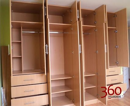M s de 25 ideas incre bles sobre closets modernos en for Closets modernos bogota