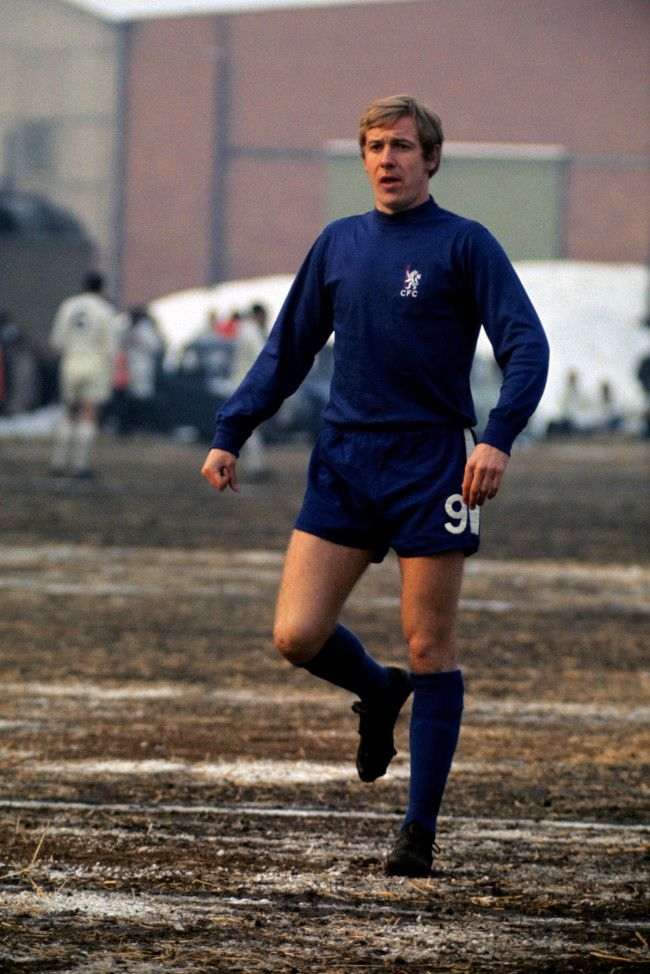Soccer - FA Cup - Sixth Round - Chelsea v West Bromwich Albion - Stamford Bridge Alan Birchenall, Chelsea Ref #: PA.2305042 Date: 01/03/1969