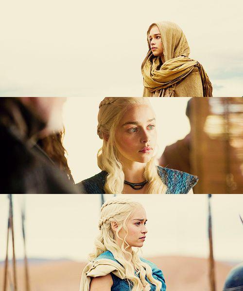 Emilia Clarke Daily; Danaerys Targaryen