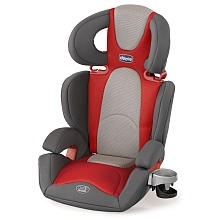 Chicco Keyfit Strada Booster Car Seat Fuego Toddler Booster