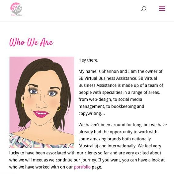 """""""Nothing like a bit of client feedback to boost your self-confidence. Here is what a recent client had to say about our work here at #catchyattitude ! """"Caroline was polite professional and got the job done in a timely manner, not to mention that I loved the work and I now have it proudly displayed on my website! Would most certainly use her again and would definitely recommend her services"""" - Shannon SB Virtual Business Assistance. http://sbvirtualbusinessassistance.com/who-we-are/ #review…"""