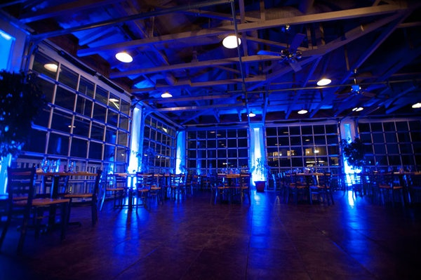 One Fish Two S Drive Virginia Beach Indoor Venue Up Lighting Event Private Events Views
