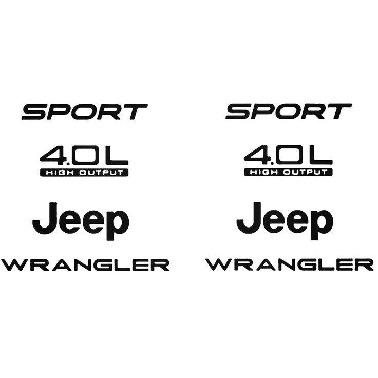 best 25  jeep sport ideas on pinterest
