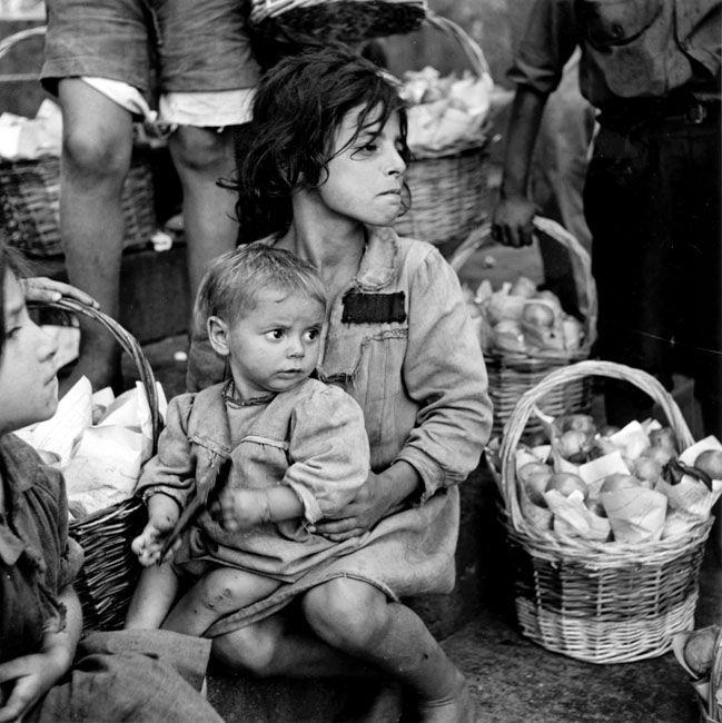 Naples, Italy (1944)