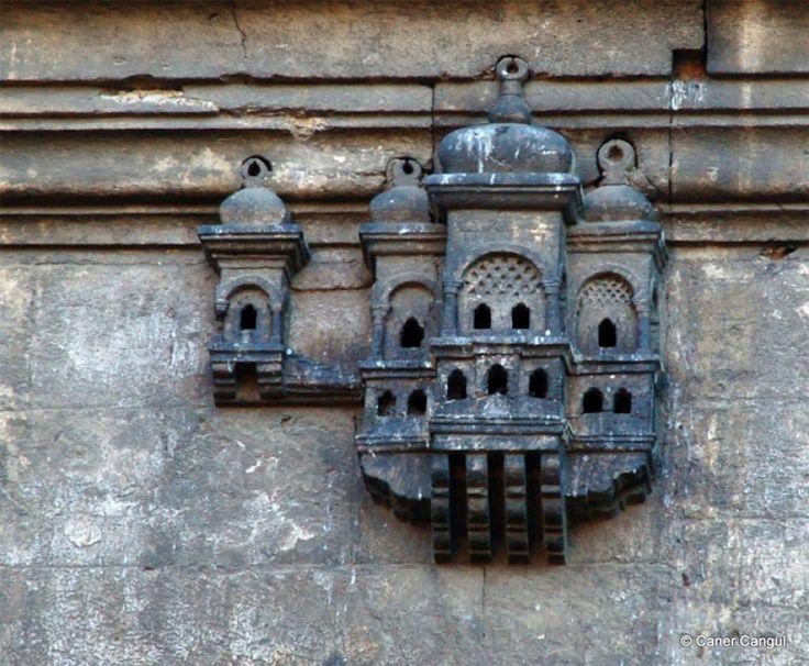 Los delicados palacios para pájaros construídos durante el Imperio Otomano