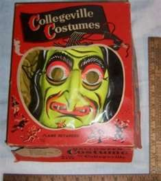 I loved it when Halloween costumes came in a box!